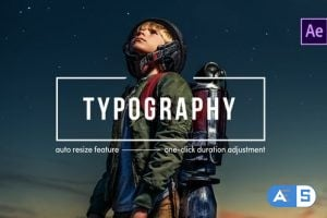 Videohive – Typography | After Effects 25289609