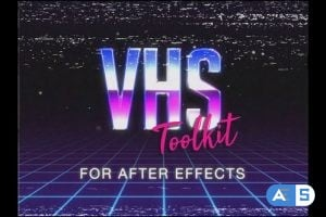 Videohive – VHS Toolkit for After Effects 22293606