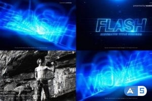 VideoHive FLASH Cinematic Title 25227758