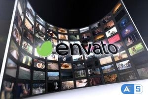 Videohive Video Walls 10528286