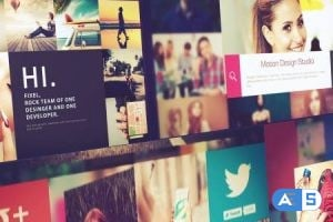 Videohive – Opener Young and Free – 12351537