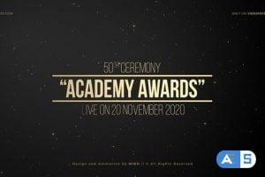 Videohive Awards Promo Opener 24866571