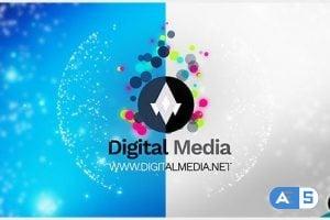 Videohive The Digital Media Agency – Intro 14429931