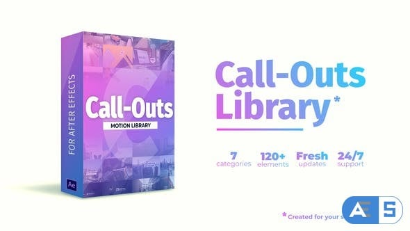Videohive – Call-Outs Library 22815717