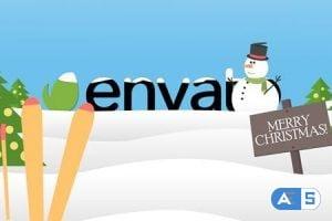 Videohive – Christmas Intro 9406967