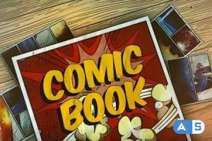 Videohive – Comic Book 12963569