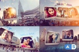 Videohive – Slide POV In Dubai 23561834