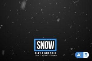 Videohive Snow 20959929