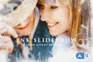 Videohive – Ink Slideshow 18657693