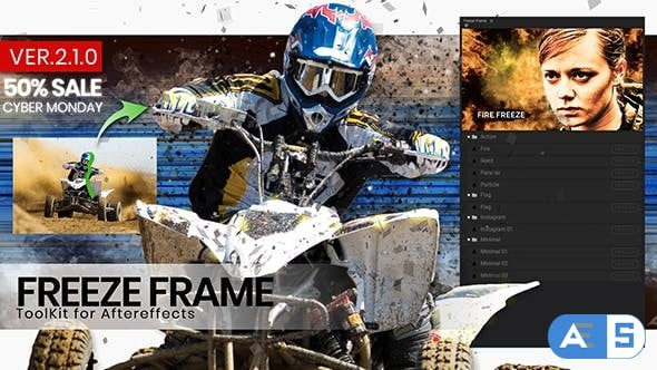 Videohive – Freeze Frame intro ToolKit – 24469101 – v2
