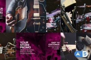Videohive – Upbeat Store or Product Promo – 20193692