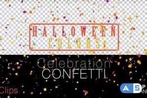 Videohive – Halloween Celebration Particles 24639606