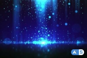 Videohive – Particle Elegance Background 24637876