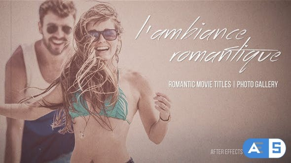 Videohive – L'ambiance Romantique – Cinematic Titles | Gallery 10707606