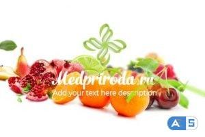 Videohive – Healthy Food Opener – 23616823