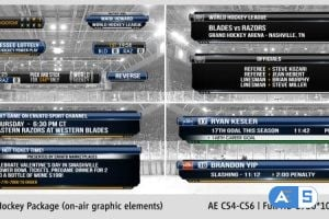 Videohive – Complete On-Air Hockey Package 4138004