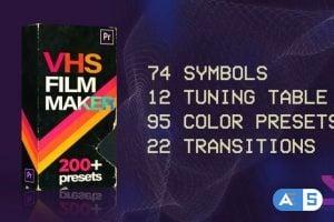Motion Array VHS Film Maker 337570