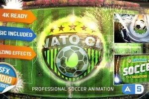 Videohive Soccer Logo Opener – Football Intro 15993628