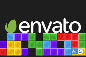 Videohive – Retro Game Logo Reveal 2 – 14999741