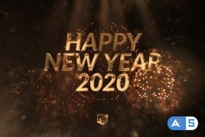 Videohive New Year's eve elegant countdown 25159022