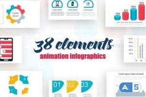 Videohive Infographics Vol.7 25550330