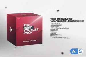 Videohive YouTube Channel Essentials 25502323