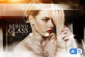 Videohive Behind the Glass 21809707