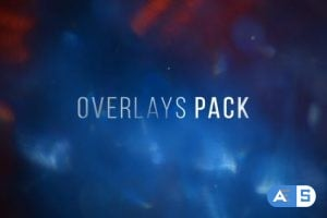 Videohive 50 Overlays Pack 12417628