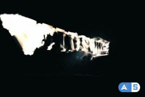 Videohive Fire And Flames Logo Intro 4105145