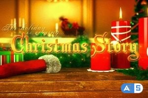 Videohive Christmas Story 13579708