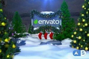 Videohive Logo Christmas 18627669