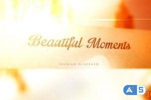 Videohive Beautiful Moments 17119401