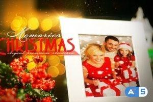 Videohive Christmas Memories 13525572