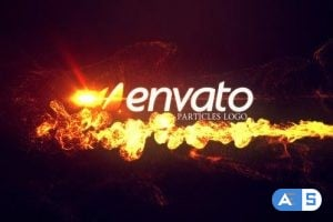 Videohive Particles logo 3 9950521