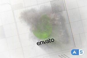 Videohive Smoke Logo Revealer 6611892