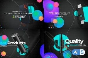 Videohive Technologic Product Promo 25009316