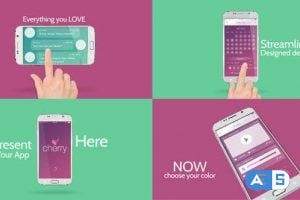 Videohive Android App Presentation 11558388