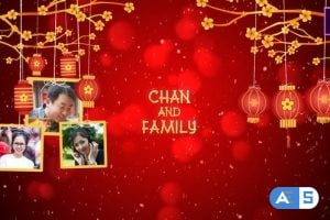 Videohive Chinese New Year 2020 for Adobe Premiere Pro 25459286