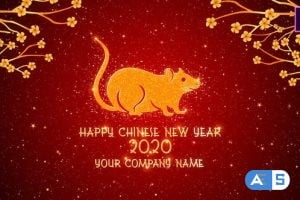 Videohive Chinese New Year Greetings 2020 Premiere 25400305