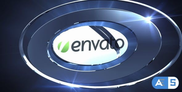 Videohive Chrome Logo Reveal – Motion Template 3241668