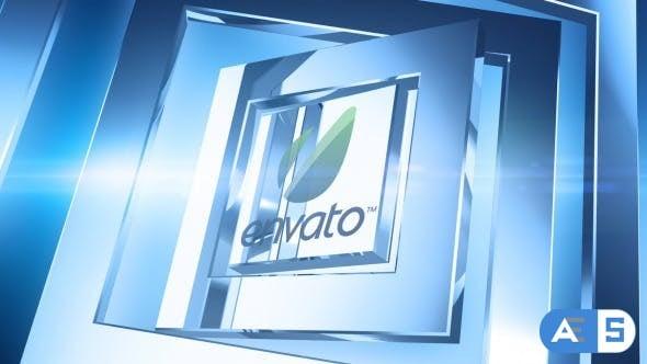Videohive Corporate Chrome Logo 6614891