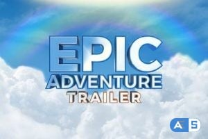 Videohive Epic Adventure Trailer 22609761