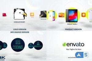 Videohive Corporate Logo Reveal 3 in 1 V2 11843783