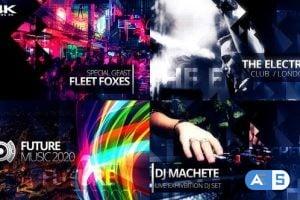 Videohive Future Music Fest v2 8817768