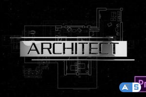 Videohive Architect Logo Reveal 25354896