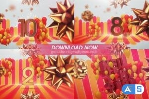 Videohive New Year 2020 Countdown l New Year Celebration Template 25356232