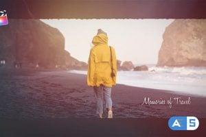 Videohive Memories of Travel 25400504