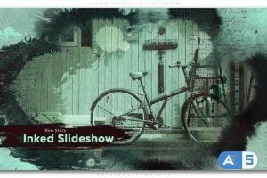 Videohive Inked Story Slideshow 22602480