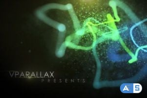 Videohive Abstract Slideshow Particles 7512763