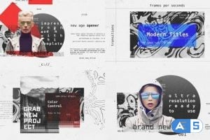 Videohive New Age Opener 25385553